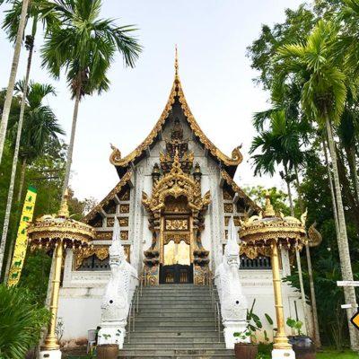Wa Pa Dara Phirom Eingangstempel