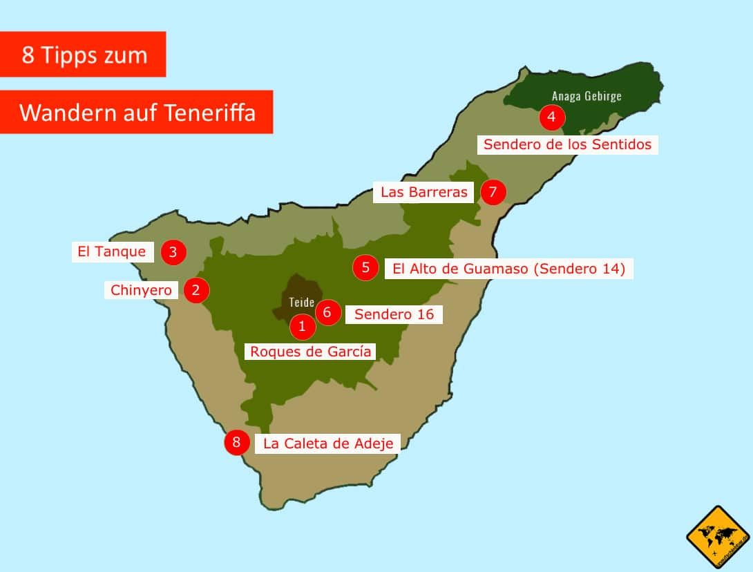 Wandern Auf Teneriffa 8 Einfache Lohnenswerte Routen
