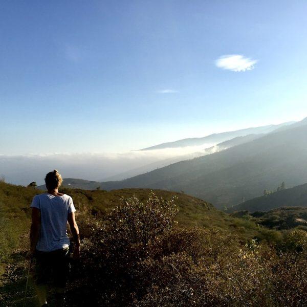 Wandern auf Teneriffa Las Barreras