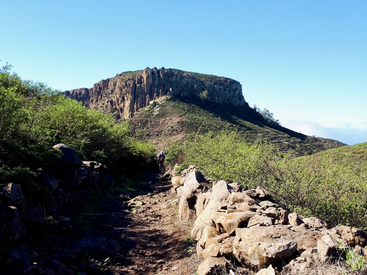 Wanderung Garajonay nach Chipude La Gomera