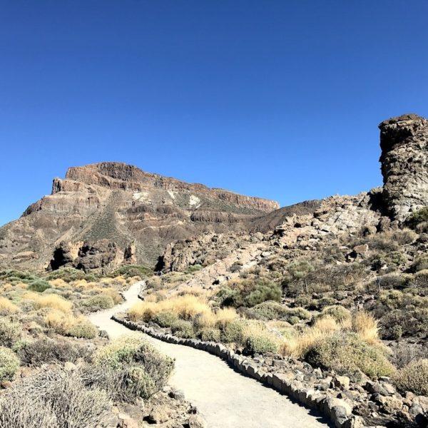 Wanderweg Mirador Llano de Ucanca Parque Nacional del Teide