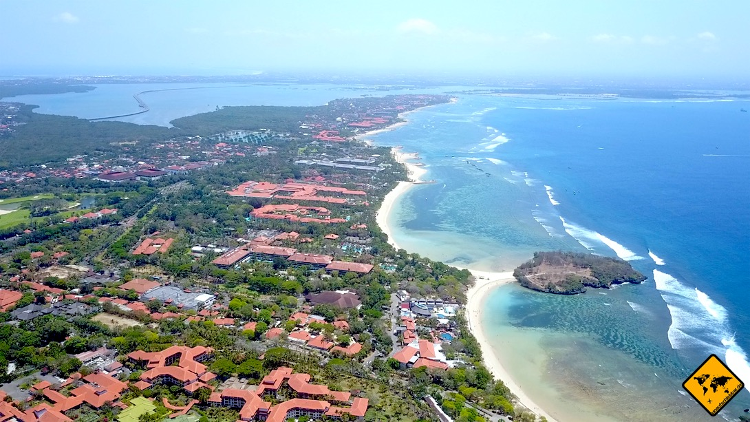 Wann kann man wieder nach Bali reisen Nusa Dua