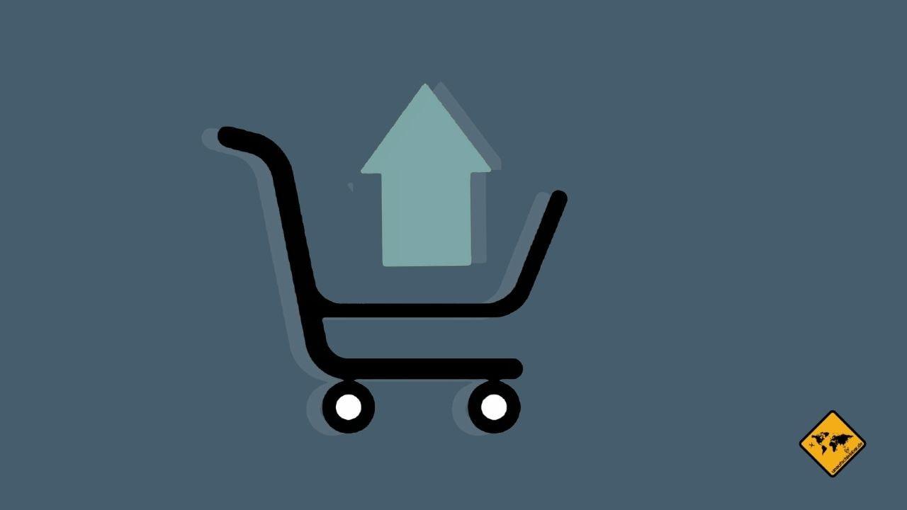 Warenkorbwert erhöhen durch Upsells