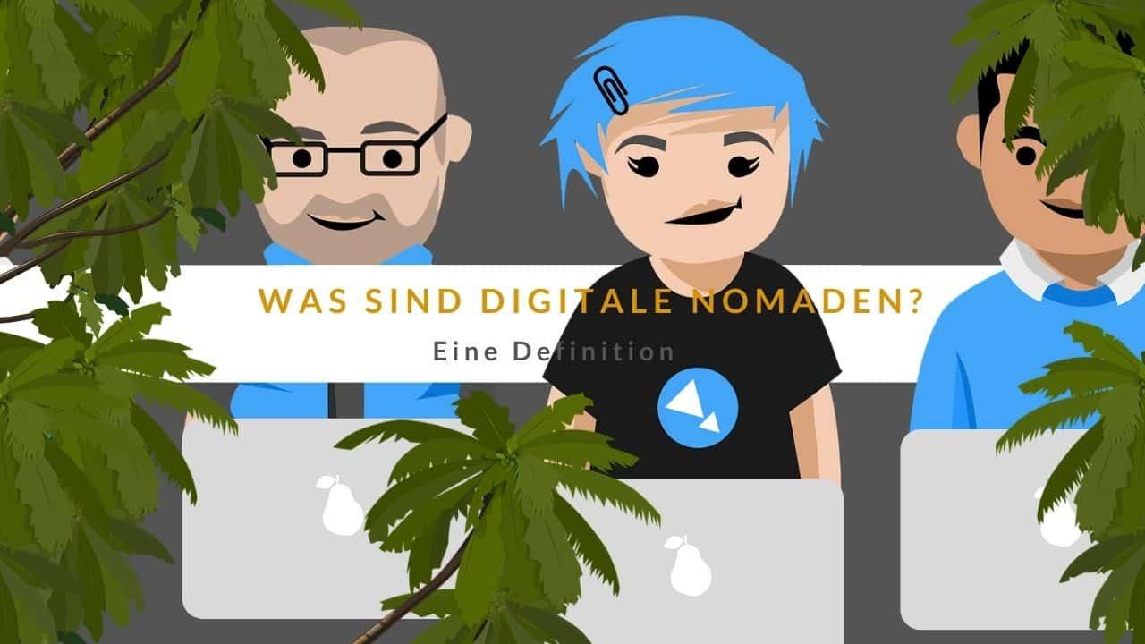 Was sind digitale Nomaden Definition