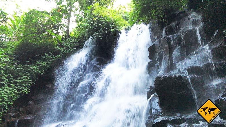 Wasserfall Bali Kanto Lampo