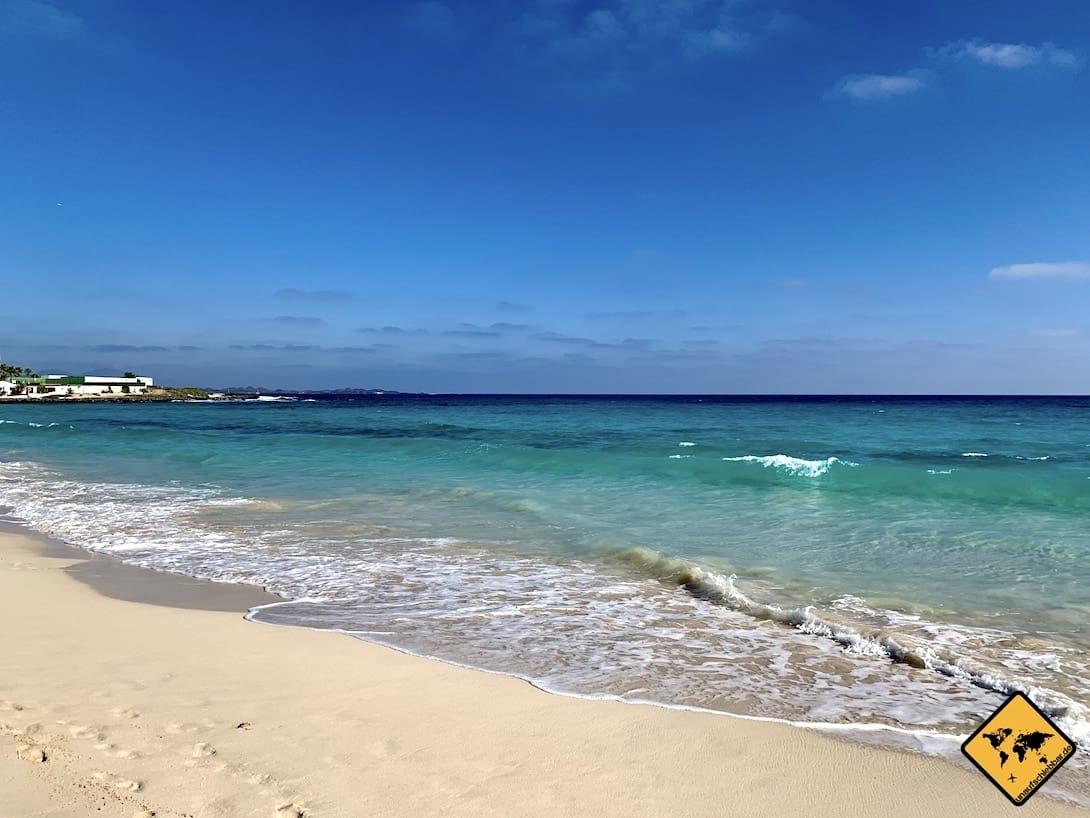 Wasserqualität Meer Fuerteventura