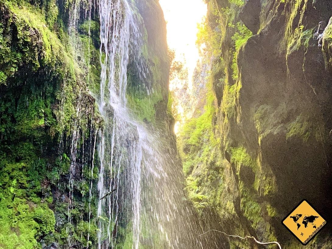 Wasserstrahl Los Tilos