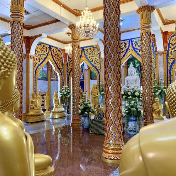 Wat Chalong Innenraum