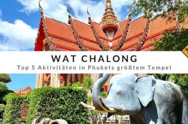 Wat Chalong – Top 5 Aktivitäten in Phukets größtem Tempel