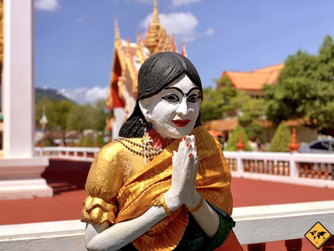 Wat Chalong Statur