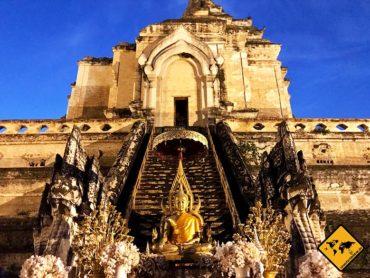 Wat Chedi Luang – heilige Tempelanlage im Herzen von Chiang Mai