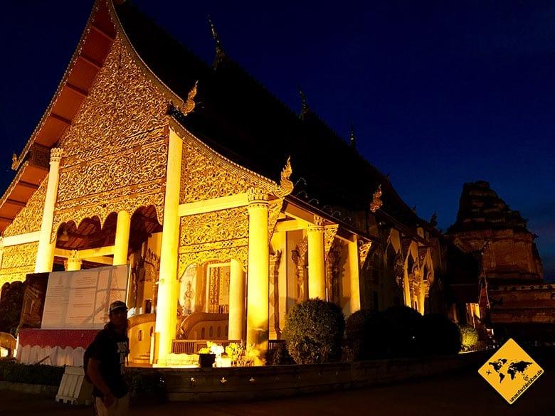 Wat Chedi Luang Gelände