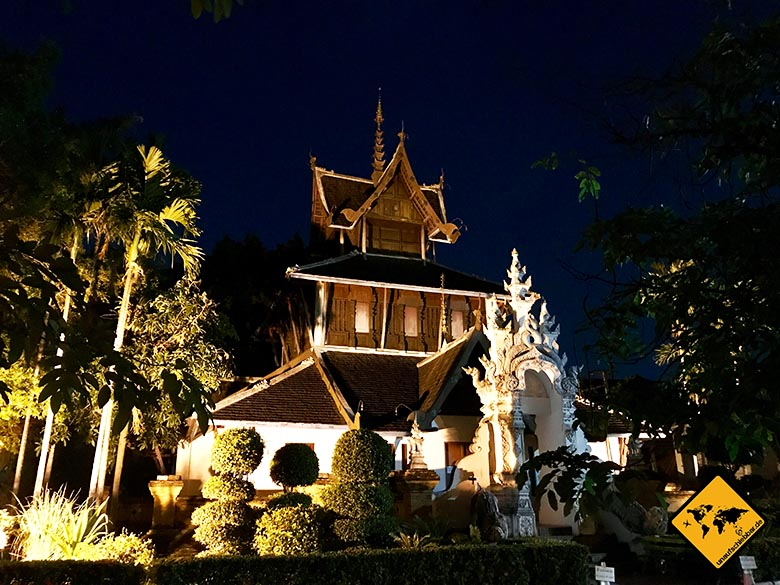 Wat Chedi Luang Nebengebäude