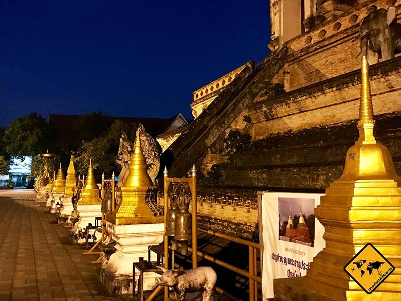 Wat Chedi Luang Rundweg