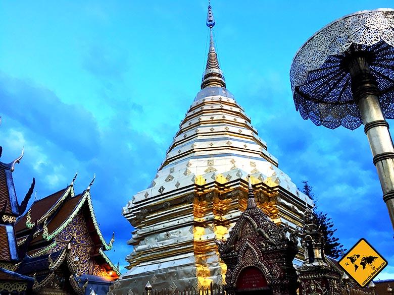 Wat Doi Suthep Chedi