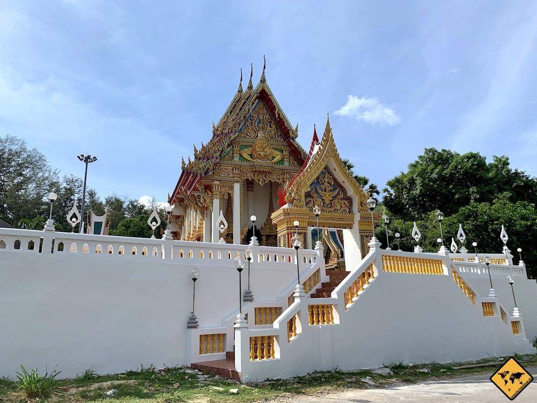Wat Nai Harn Phuket