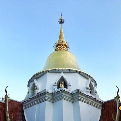 Wat Pa Dara Phirom Chedi