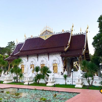 Wat Pa Dara Phirom Chiang Mai Tempel
