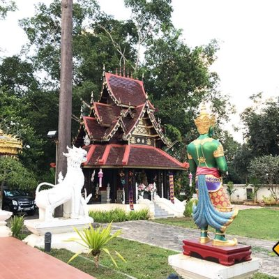 Wat Pa Dara Phirom Eindrücke