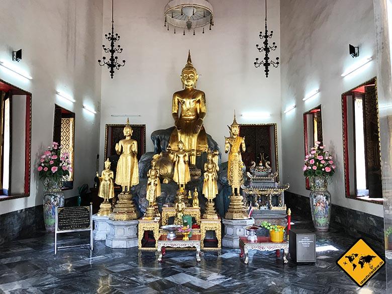 Wat Pho Bangkok Tempel