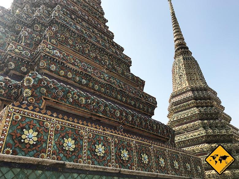 Wat Pho Bangkok Tempelanlagen