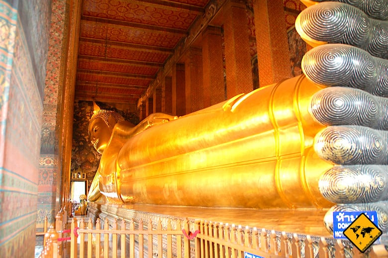 Wat Pho Rundreise