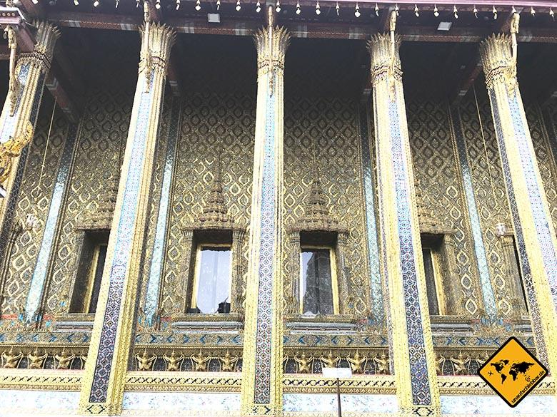 Wat Phra Kaeo Tempel des Smaragd Buddha