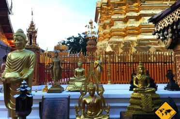 Wat Phra That Doi Suthep – die heiligste Stätte von Chiang Mai