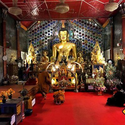 Wat Phra That Doi Suthep Buddha Tempel