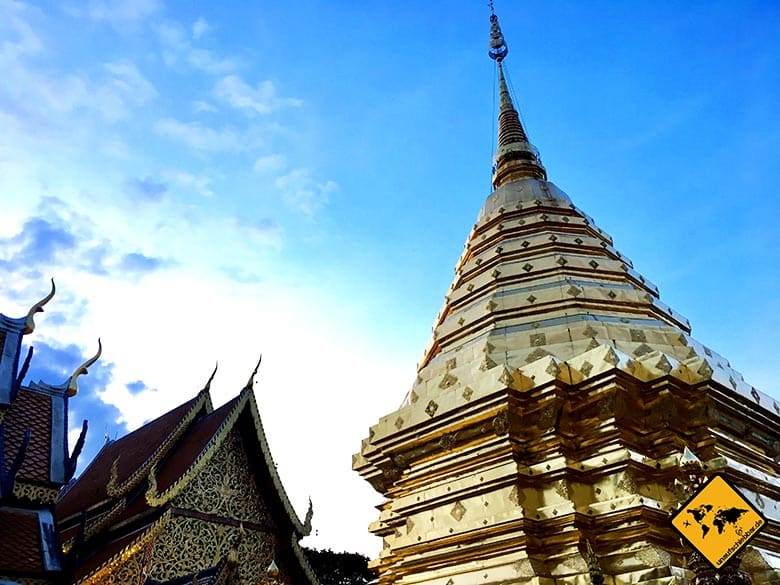 Wat Phra That Doi Suthep Chedi