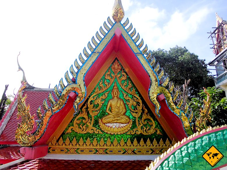Wat Phra Yai Buddha Pavillion