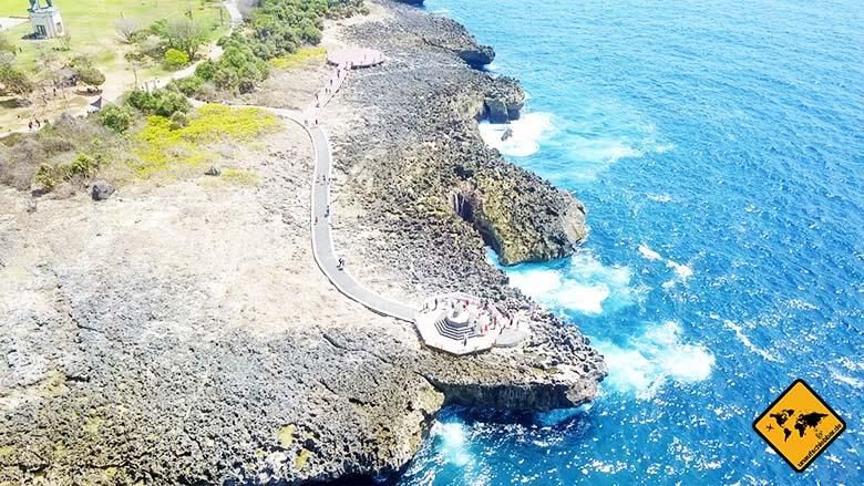 Water Blow Bali Anlage