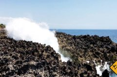 Waterblow Bali – Imposantes Natur-Highlight in Nusa Dua