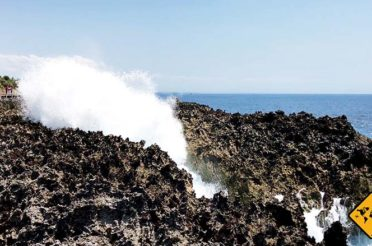 Waterblow Bali – Imposantes Natur-Highlight in Nusa Dua