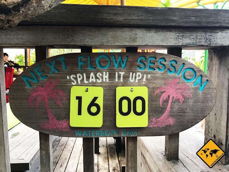 Waterbom Bali Flowrider