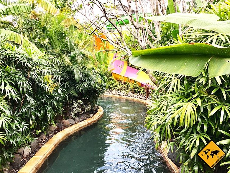 Waterbom Bali Fluss