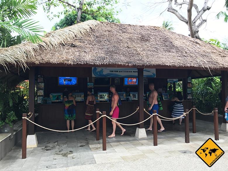 Waterbom Bali Fotostation