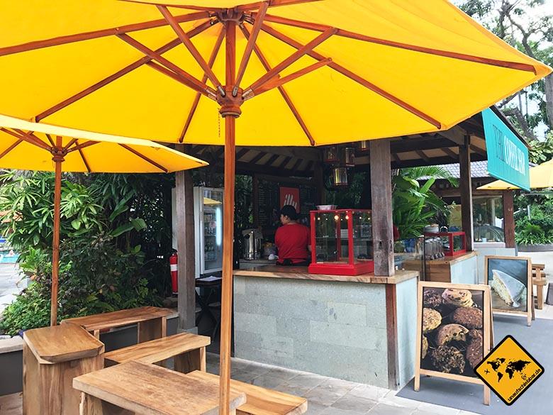 Waterbom Bali Snackbereich