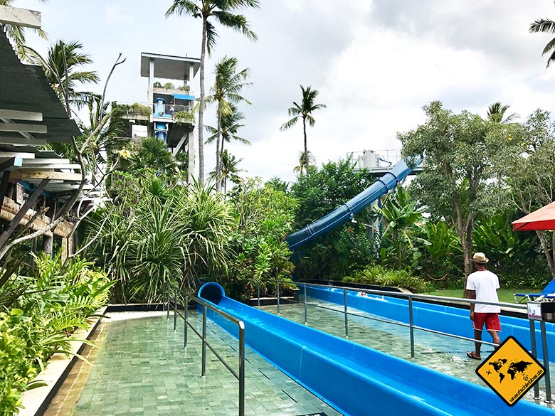 Waterbom Park Bali Pipeline Climax