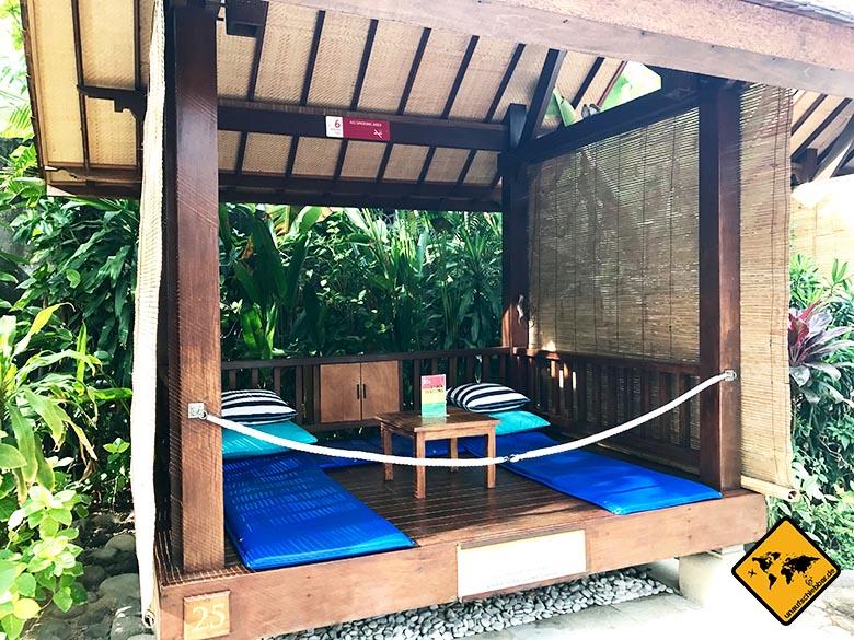 Waterbom Wasserpark Bali Gazebo