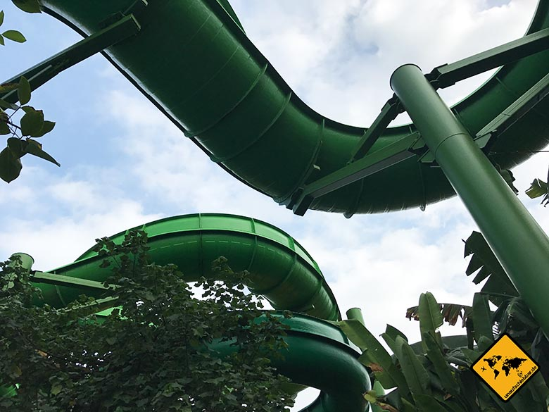 Waterbom Wasserpark Bali Green Vipers