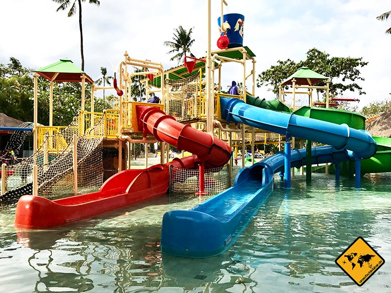 Waterbom Wasserpark Bali Kinderbereich