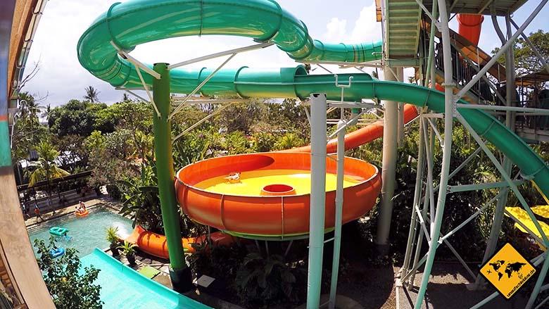 Waterbom Wasserpark Bali Superbowl
