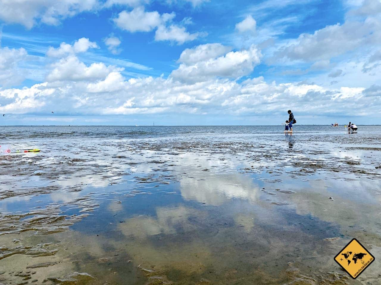 Wattenmeer Strand Norddeich