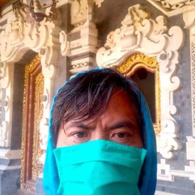 Wayan Mudana Corona Inside Bali