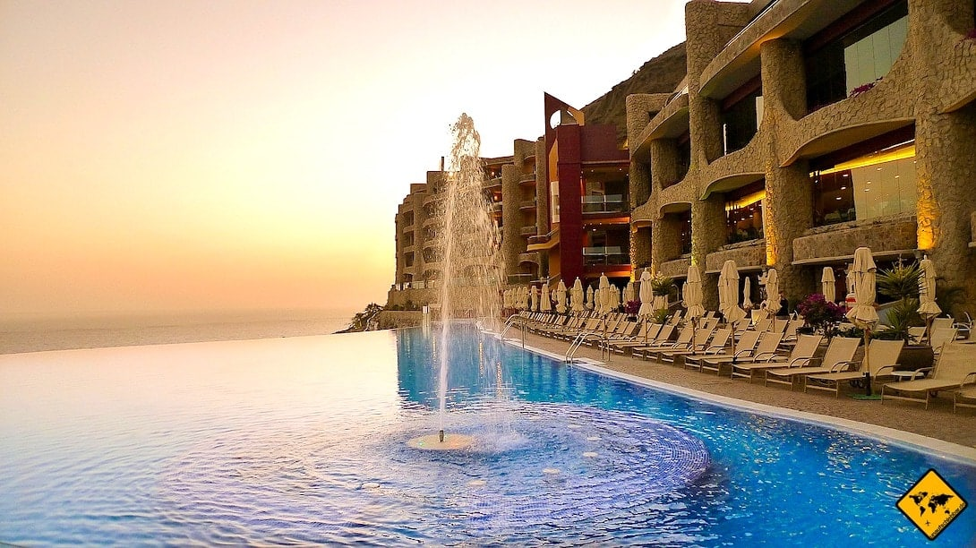 Wellness Infinity-Pool Gran Canaria