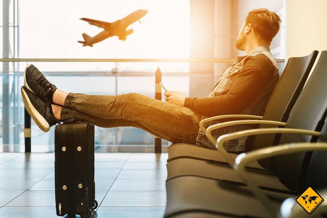 Die Buchung eines Weltreise Tickets erspart dir Zeit, sodass du dich voll und ganz auf die Reise selbst konzentrieren kannst