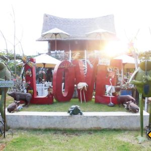 Wenn dich deine Bali Rundreise nach Ubud führt wirst du viel Kunst und Handwerk sehen