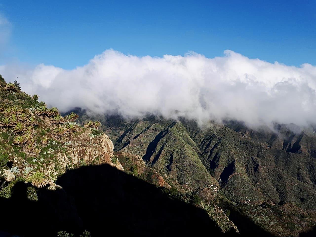 Wetterscheide La Gomera
