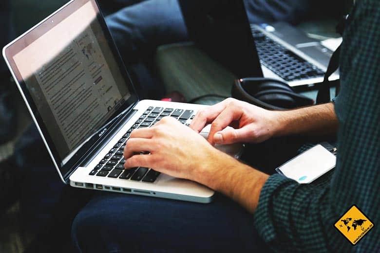 Digitale Nomaden Geld verdienen - Wie verdienen digitale Nomaden ihr Geld Texter